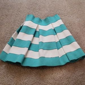 Stretchy Structured Skirt